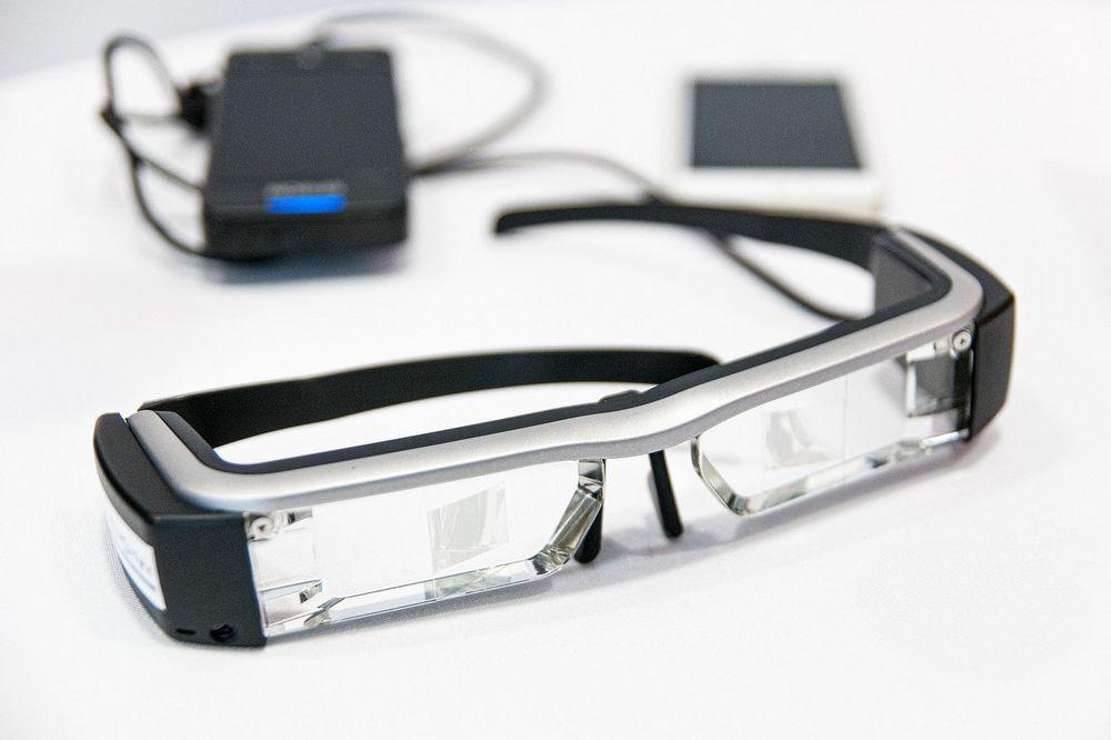 Smartphones zullen plaatsmaken voor brillen